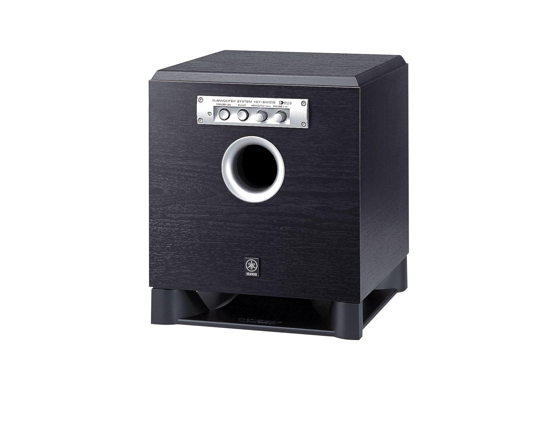 Yamaha Speaker System Model Ns  F Ns C Yst Sw