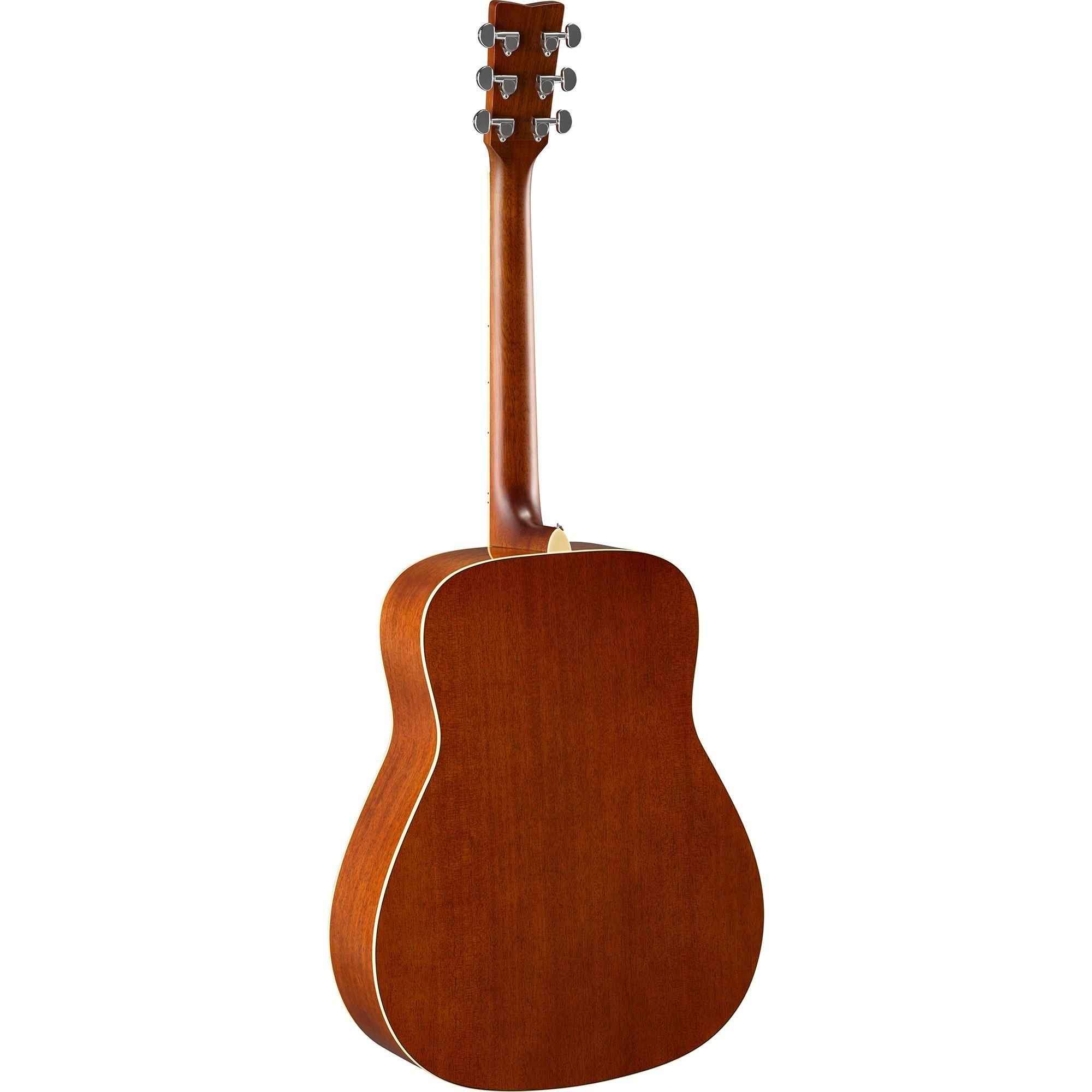 Back Guitar
