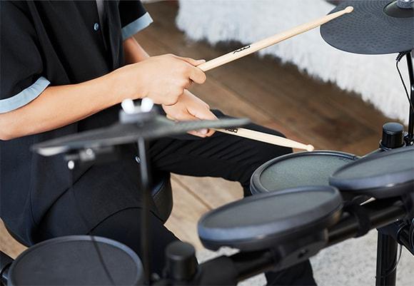 The Best Beginner Electronic Drum Set