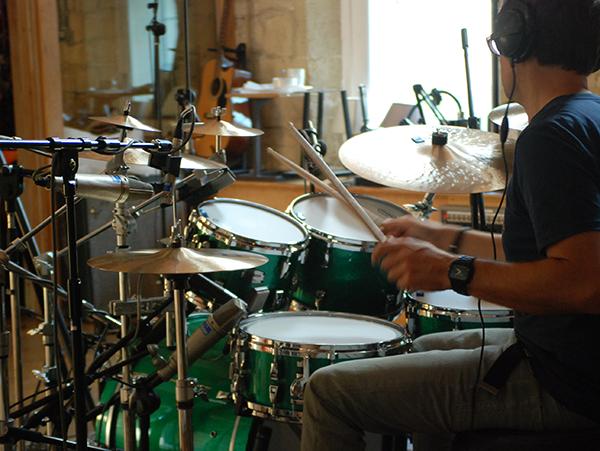Yamaha DTX6K-X Real drum sounds